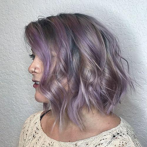 Choppy Hairstyles For Short Hair