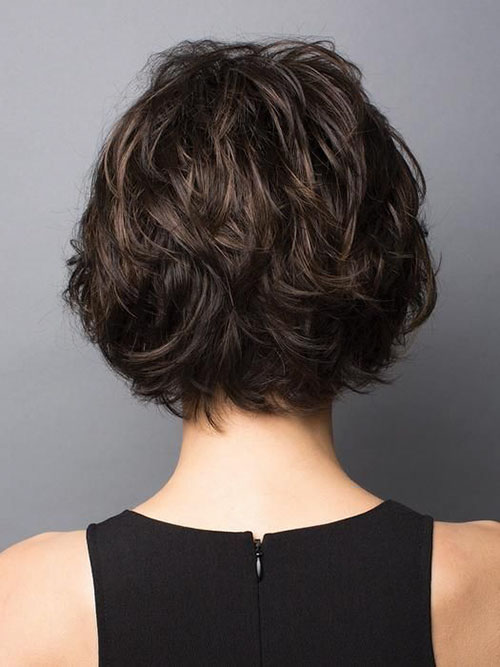 Pictures Of Short Shag Haircuts