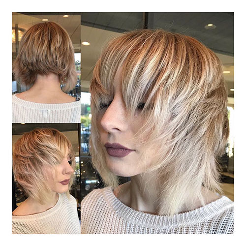 Short Shag Haircuts