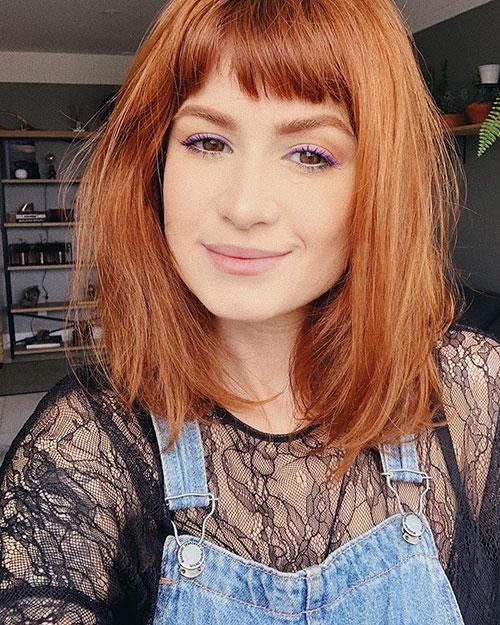 Short Red Hair Cuts
