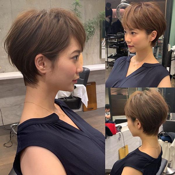 Asian Short Hair Ideas