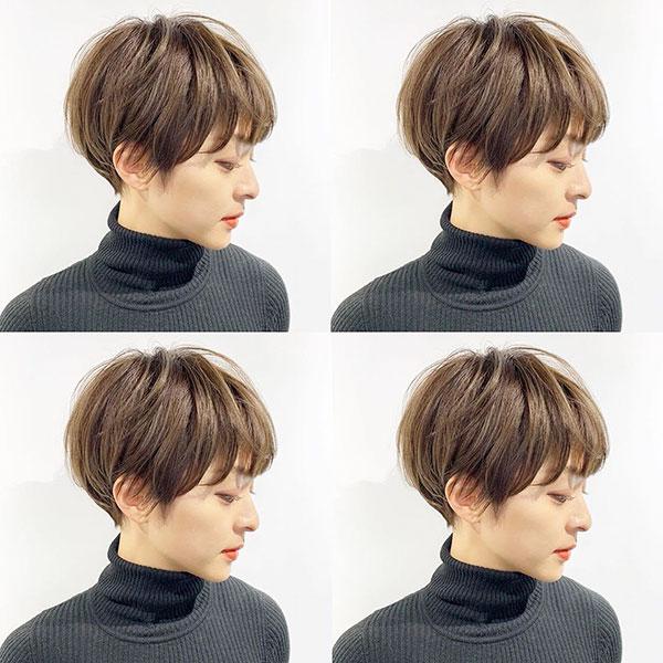Cute Asian Hairstyles For Short Hair