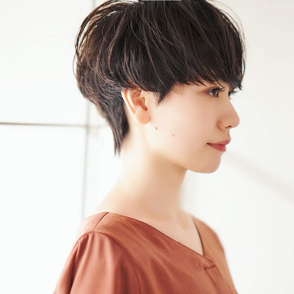 Asian Short Hairstyles 2020