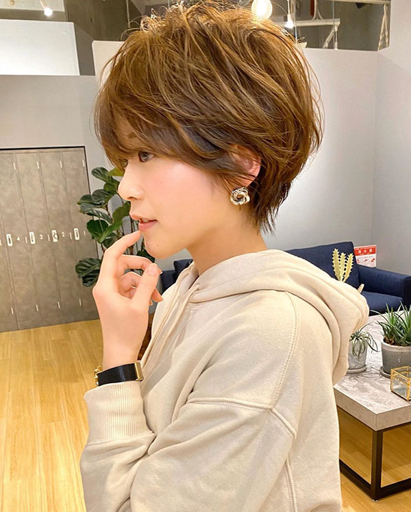 Asian Short Hairstyles 2020