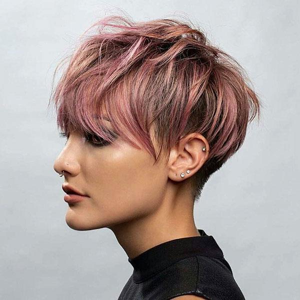 Pics Of Feminine Hairstyles For Short Hair