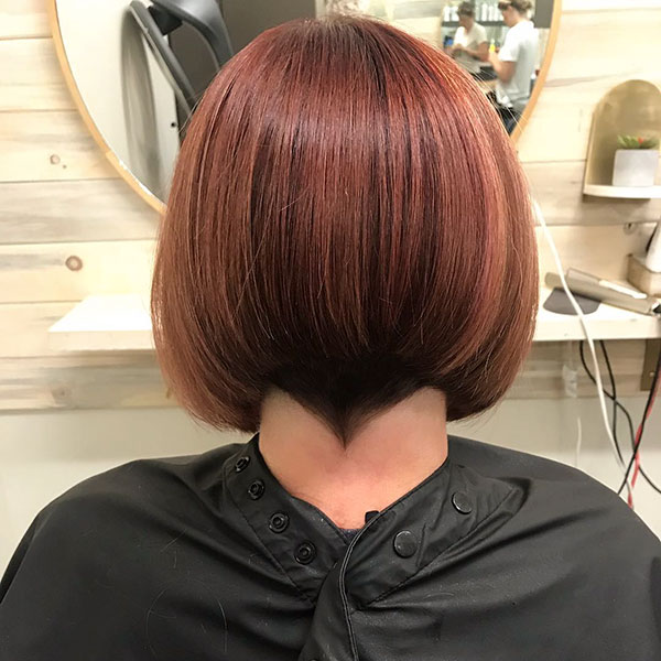 Feminine Haircut For Short Hair