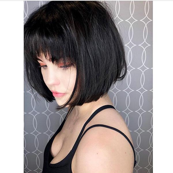 Feminine Short Hairstyles 2020