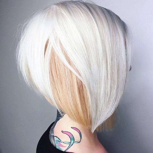 Feminine Short Hair