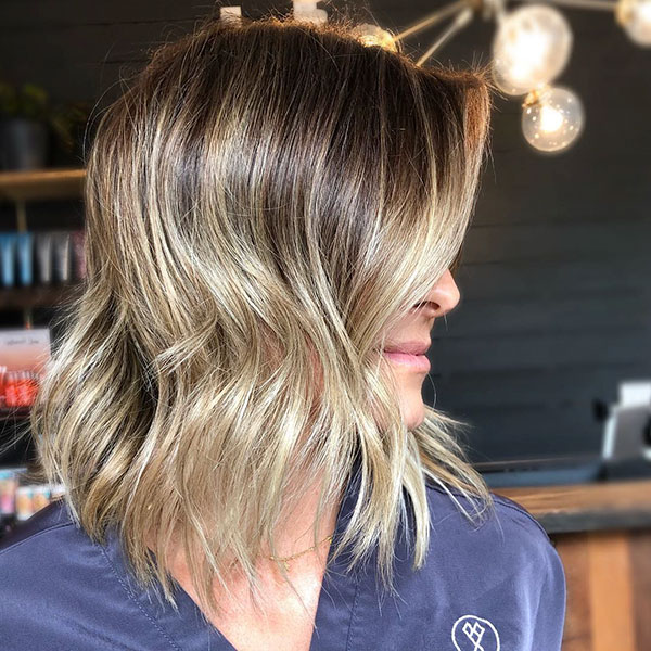 Best Lowlights For Short Hair