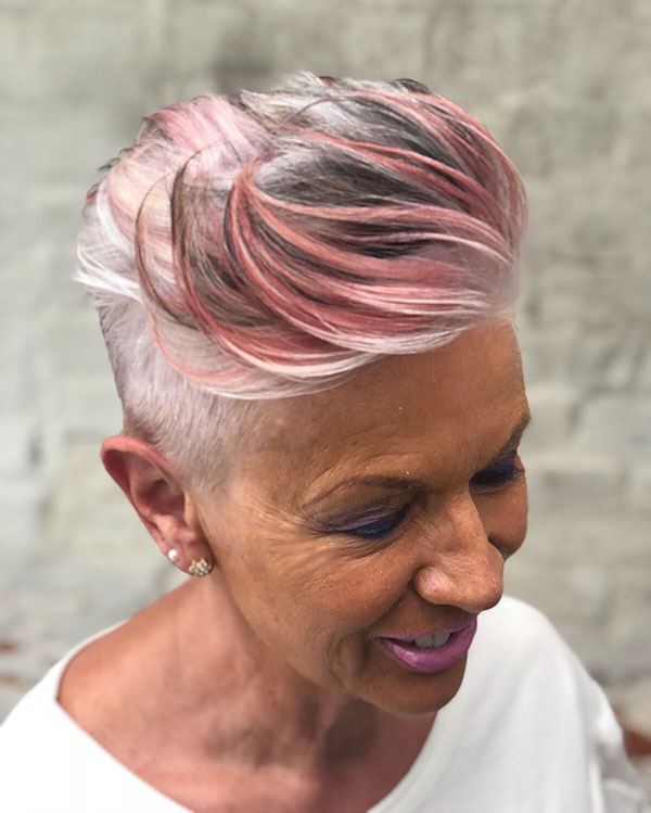 Short Cuts For Over 60