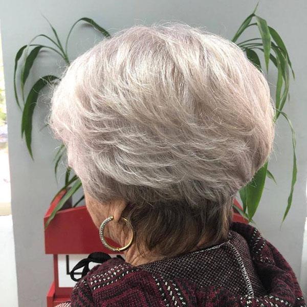 Pretty Short Cuts For Over 60