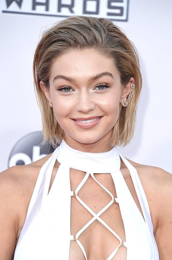 Examples Of Short Sleek Hairstyles